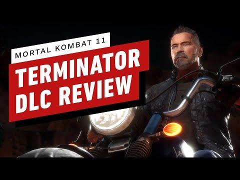 Mortal Kombat 11 - The Terminator DLC Review