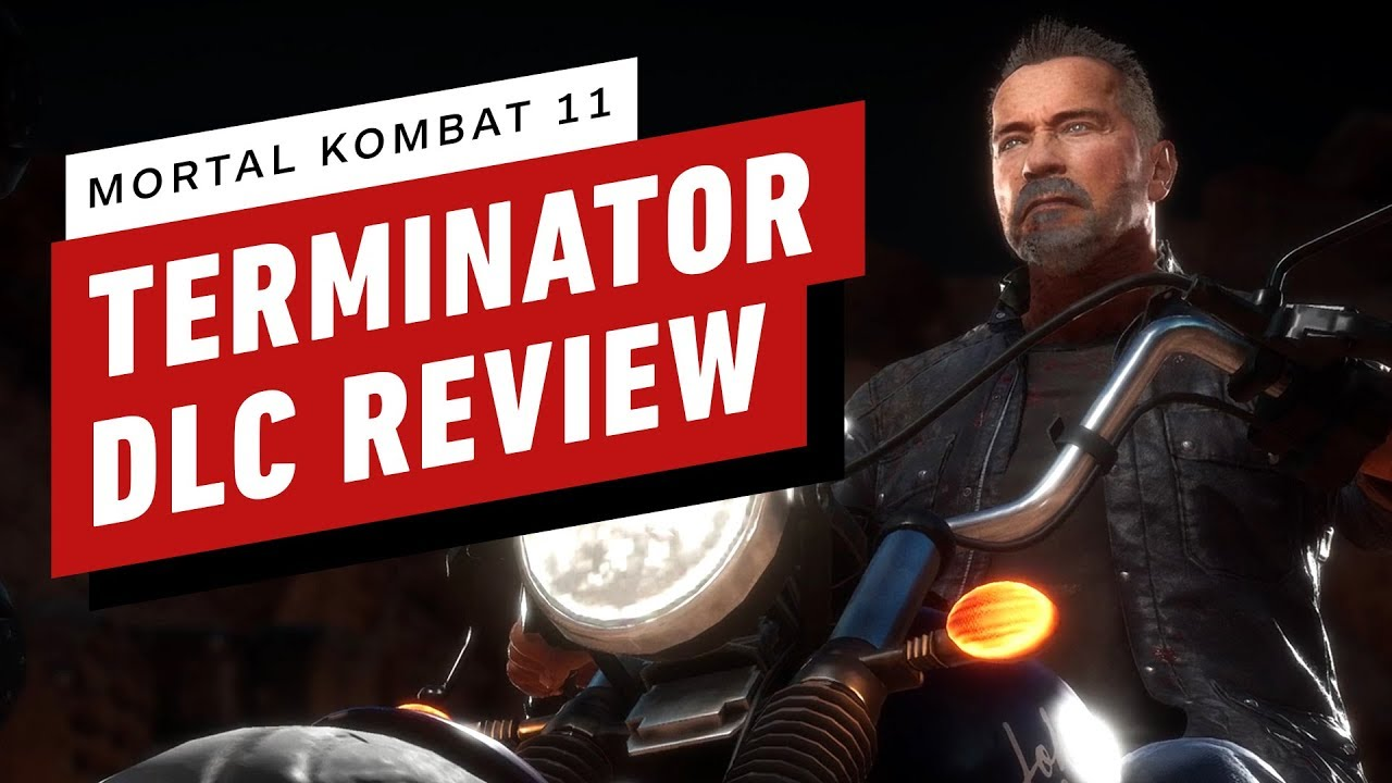 Mortal Kombat 11 - The Terminator DLC Review