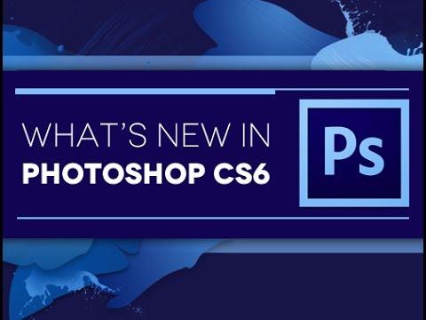 สอนโหลดโปรแกรมแต่งภาพ Photoshop CS6