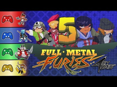 Full Metal Furies Ep5: The Mexicans?