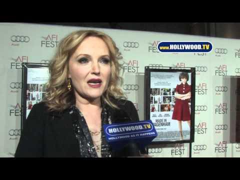 Miranda Richardson Talks About Preparing For Her Role