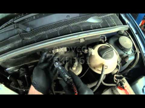 """VW A3: 2.0L ABA ECM """"Control of Ignition Coil"""" Checking (helping viewer)"""