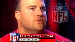 Huskers in the NFL Brenden Stai