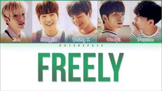 [Han/Rom/Vietsub] DAY6 - FREELY (COLOR CODED)