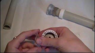 как сделать подводный фонарь своими руками
