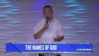 Names of God EĮ Elyon