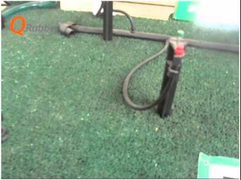 Sistema de riego autom tico armable youtube for Instalacion riego automatico jardin