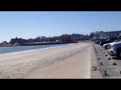 Narragansett Rhode Island Striper Fishing Narragansett Town Beach Narragansett RI