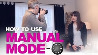 How to Use Manual Mode on Your Camera(For more, SUBSCRIBE and like http://fb.com/NorthrupPhotography Buy the #1 book with 9+ HOURS of video: http://amzn.to/1dCRJWA Worldwide use 10% off ..., 2015-01-27T14:47:18.000Z)