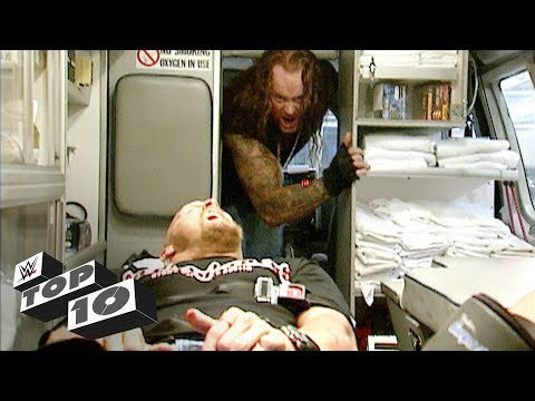 Insulting attacks to injured Superstars: WWE Top 10, Jan. 28, 2019