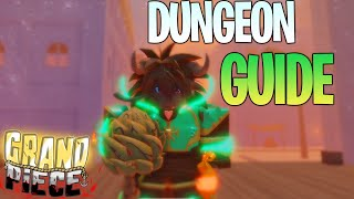 [GPO] How To EAŠILY Solo Dungeons With SUNA...