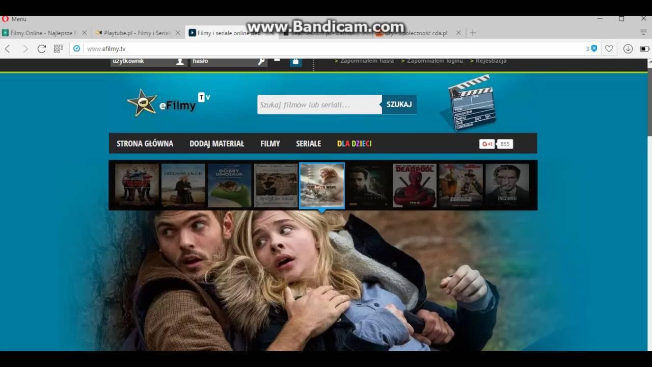 5 Top Stron internetowych za darmo Gdzie można oglądać Filmy :D