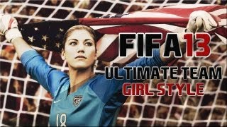 Fifa 13 Ultimate Team Girl Style - Facking French Toast