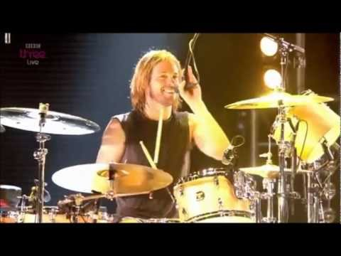 Foo Fighters - Cold Day In The Sun (Live in BBC Radio 1's Big Weekend 2011)