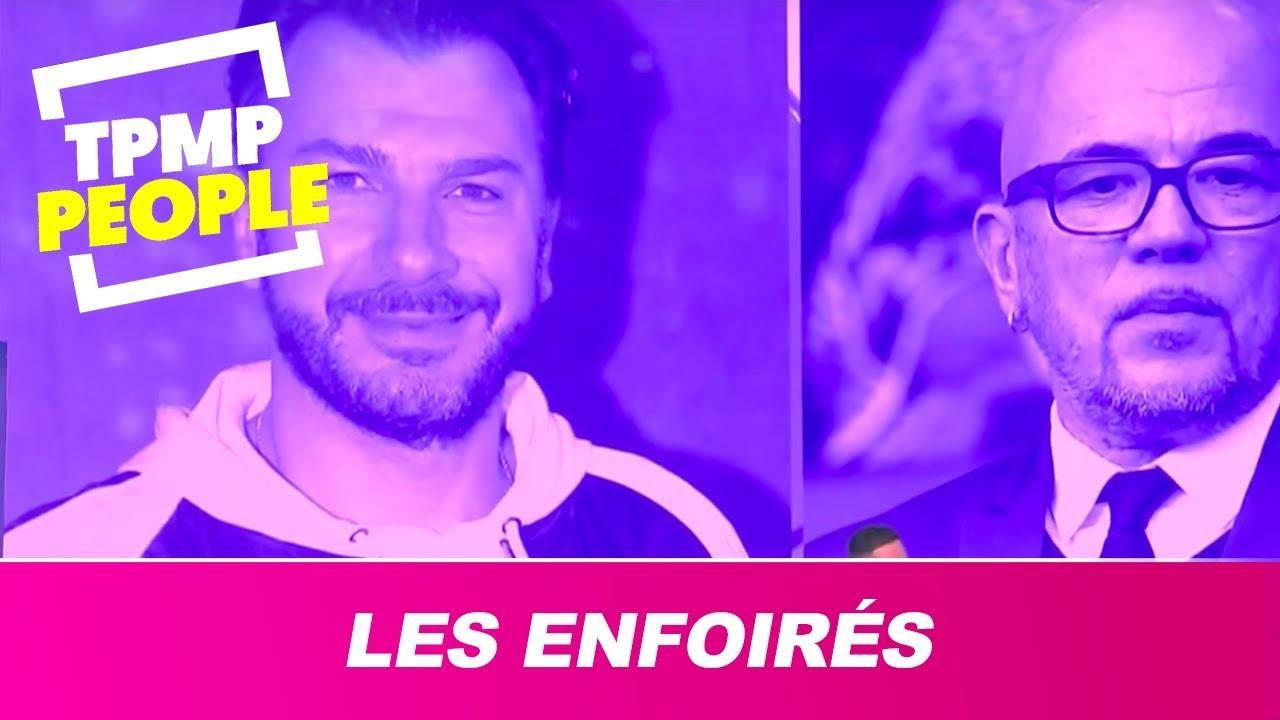 Les Enfoirés : Michaël Youn et Pascal Obispo en conflit ?