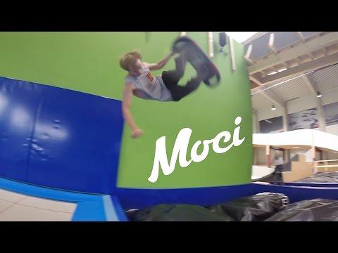 GoPro | Freestyle Academy Stuttgart Freerunning & Snowboarding Training | Moci