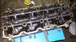 Чистка масляных отложений в двигателе