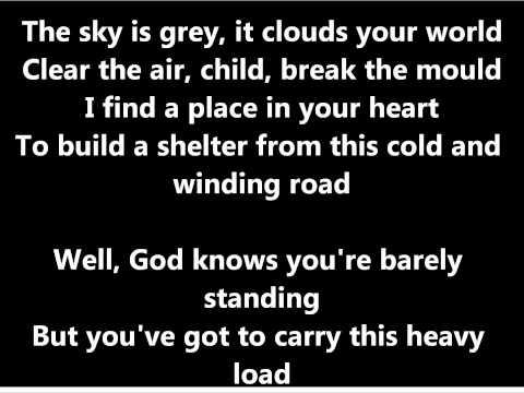 Joe Brooks - These Broken Hands of Mine (lyrics)