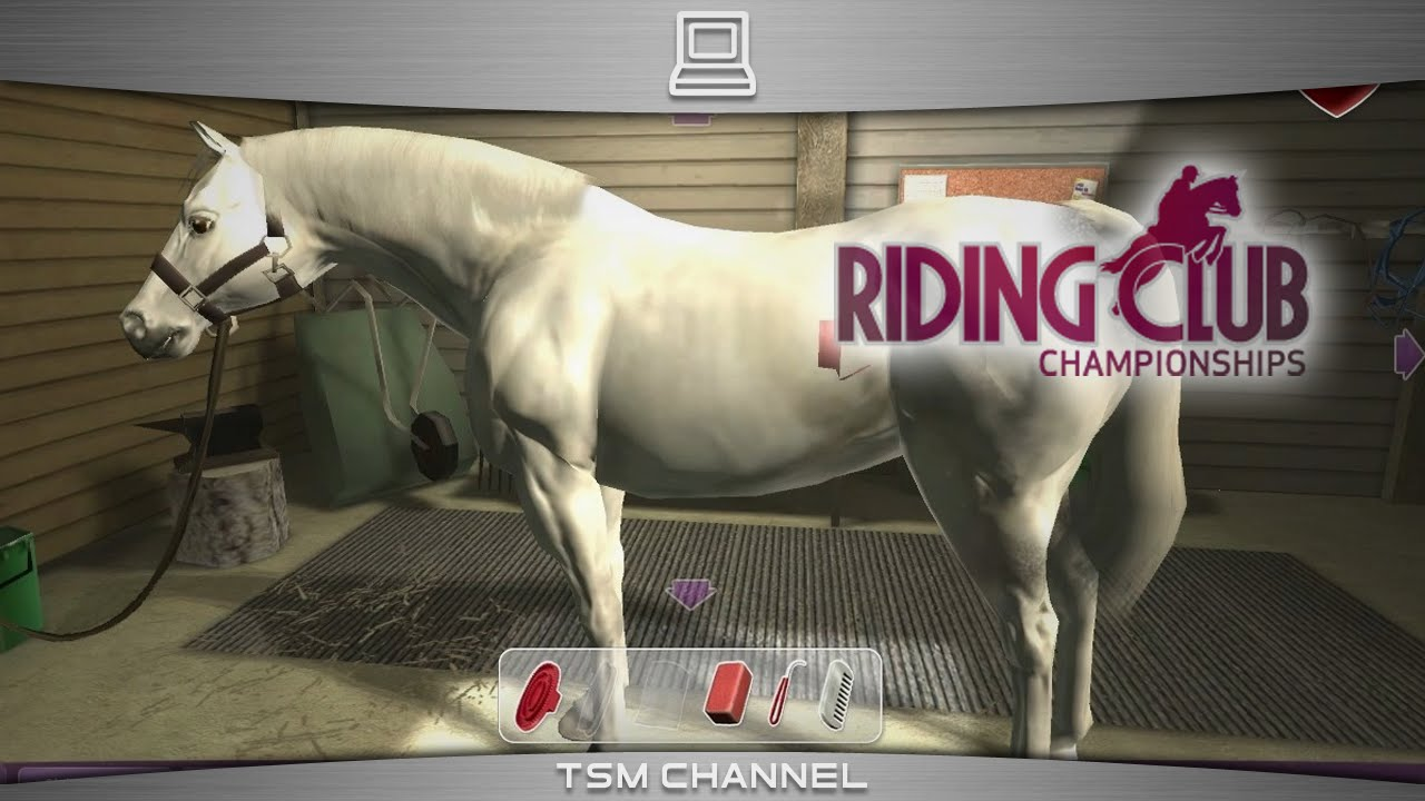 Riding Club Championships (part 6) (Horse Game) - YouTube