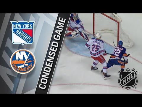 04/05/18 Condensed Game: Rangers @ Islanders