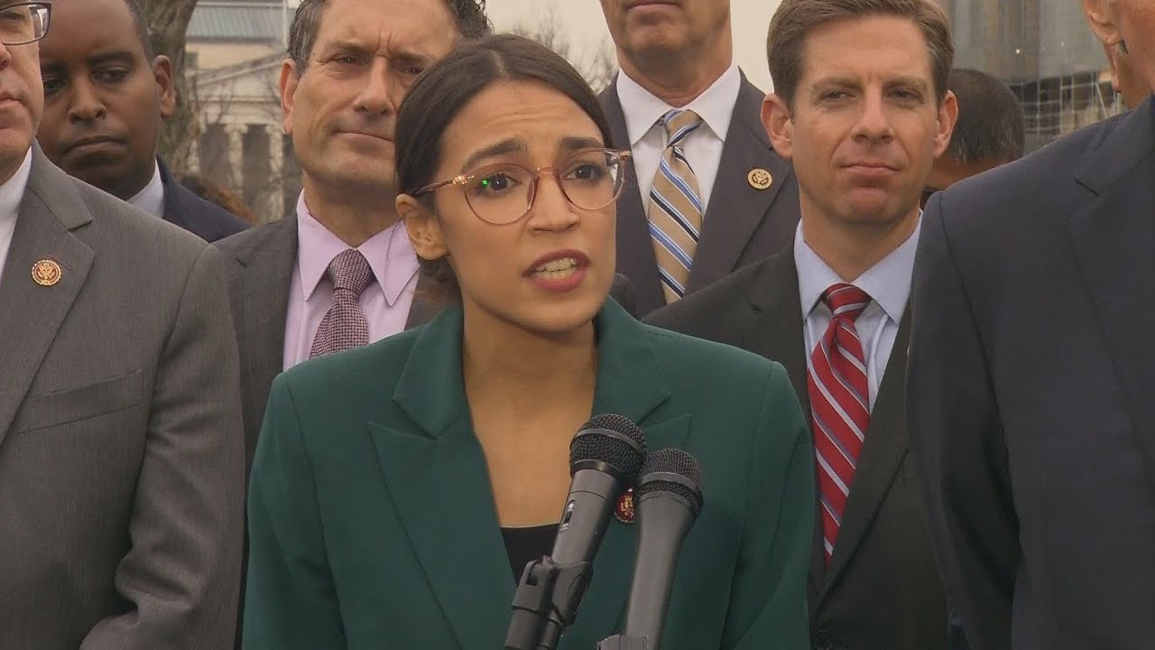 On Politics: 'Green New Deal' Plan Is Unveiled