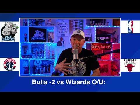 Chicago Bulls vs Washington Wizards 2/8/21 Free NBA Pick and Prediction NBA Betting Tips