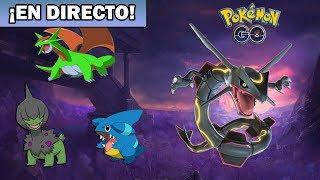 ¡DIRECTO! A TOPE CON EL EVENTO DRAGÓN DEL ULTRA BONUS en POKEMON GO