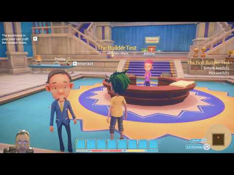 My Time at Portia - Steam Demo Alpha 2.1 First Look