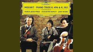 Mozart: Piano Trio in G, K.496 - 3. Allegretto (Thema mit 6 Variationen)