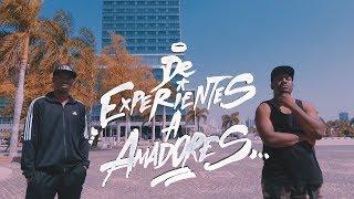 KID MC & SANGUINÁRIO - DE EXPERIENTES A AMADORES (PRODUZIDO POR SAM THE KID)