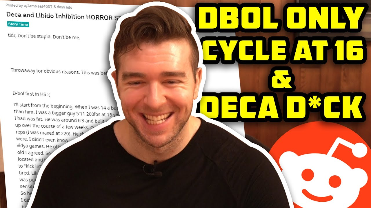Becoming A Dbol Only Cycle Gangster At 16 Years Old + Deca D*ck Horror Story
