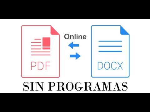 cÓmo-convertir-archivos-de-pdf-a-word-//-sin-programas-//-2020-gratis//-tutorial-basico