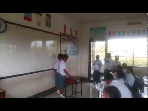นักเรียนป.4 อนุบาลญาริดา แสดงละครภาษาอังกฤษ