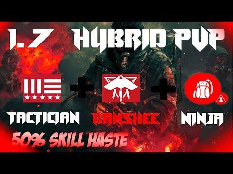 The Division 1.7 | Hybrid Banshee PVP Build