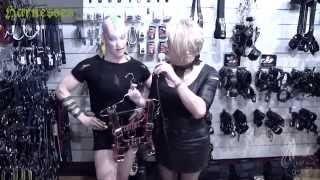 Mr. S Leather, Part III: Restraints and harnesses