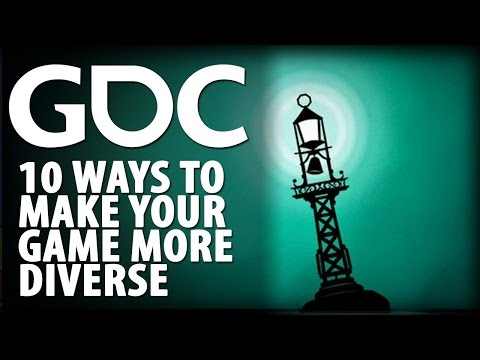 10 Ways to Make Your Game More Diverse