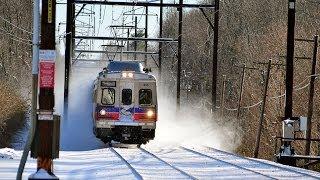2014 January Trains