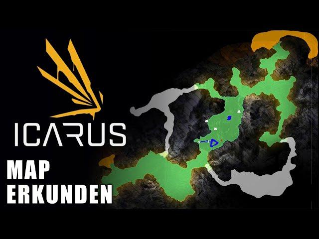 Icarus 🌿 Map erkunden Teil 2 #06 [Lets Play   Gameplay Deutsch]