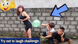Xem Là Cười Phiên Bản Việt Nam | TRY NOT TO LAUGH CHALLENGE 😂 Comedy Videos 2019 | Hải Tv - Part71
