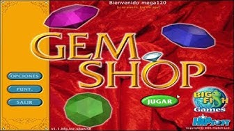 Gem Shop  (PC GAME)