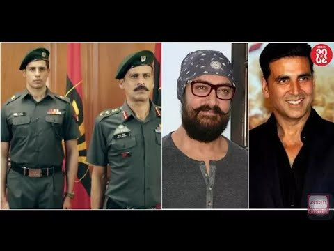 Defense Ministry Orders Changes In 'Aiyaary' - Aamir To Replace Akshay In 'Mogul'
