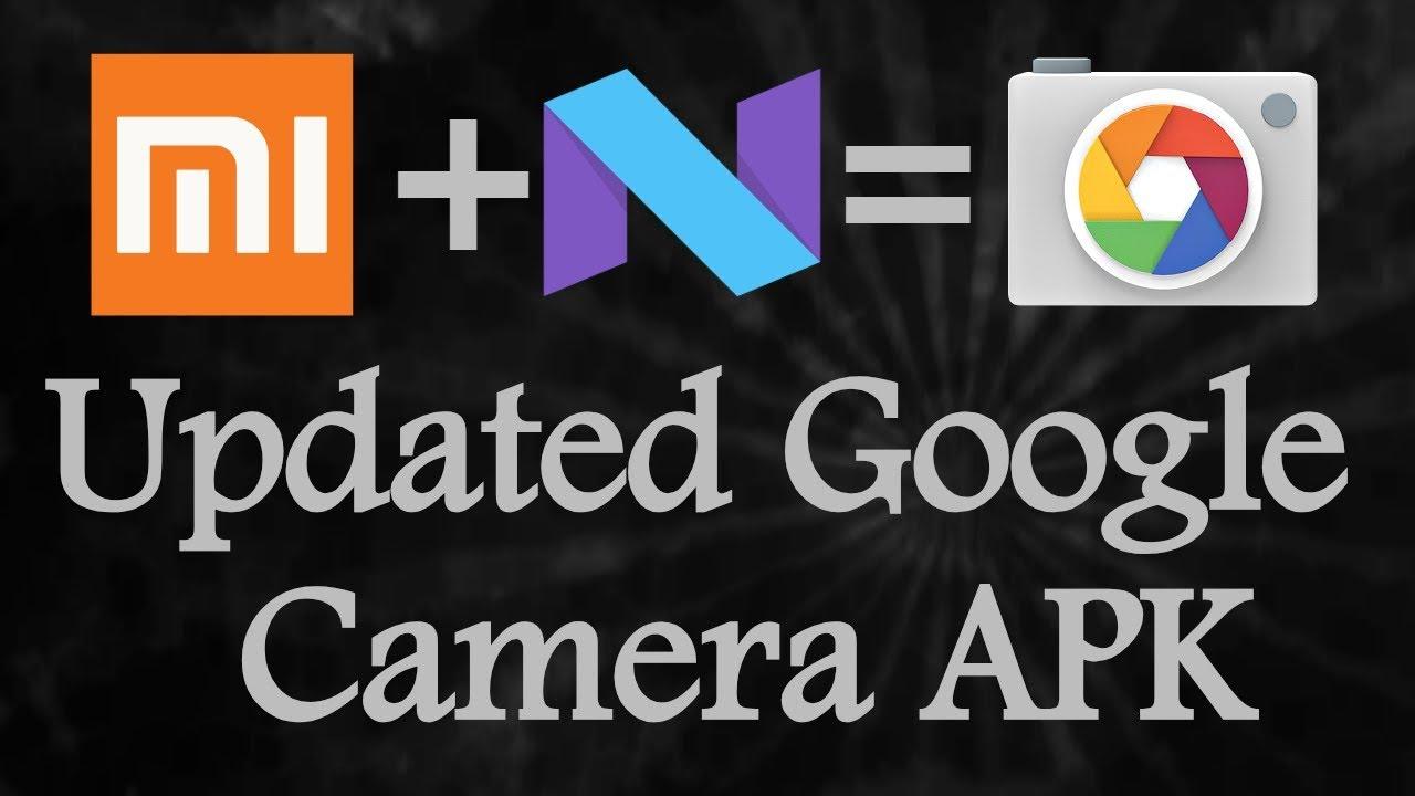 Apk camera xiaomi | Enable Camera2 API on Xiaomi Mi A2/A2