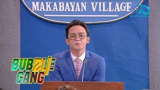Bubble Gang: VFA speech ni Panelusot