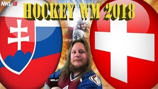 SLOWAKEI vs SCHWEIZ | #IIHFWORLDS 2018 - PREDICTION [CH-DÜTSCH]