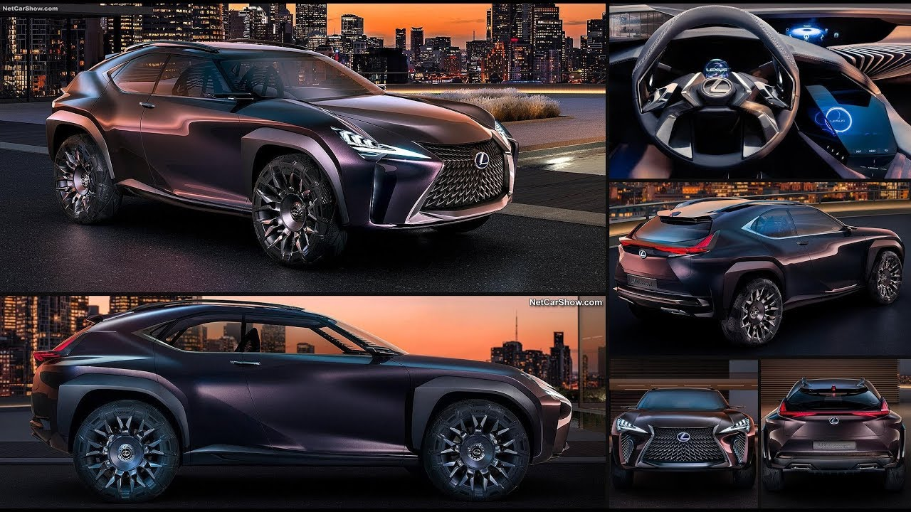 2018 crossover concept lexus ux 250 ch hybrid design youtube. Black Bedroom Furniture Sets. Home Design Ideas