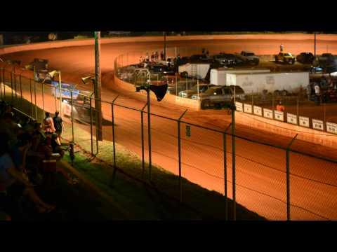 laurens speedway crate 7/26/14