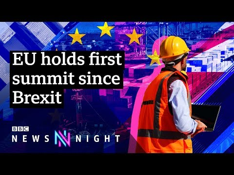 Can the UK secure a post-Brexit trade deal with the EU? - BBC Newsnight