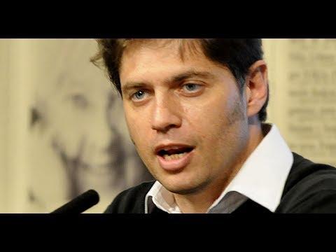 Kicillof: El socio principal de Odebrecht en Argentina se llama Macri
