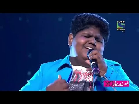 Bin Tere by Vaishnav Girish (HD with Comments) - Indian Idol Junior 2015