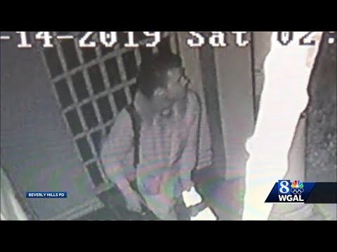 Lancaster County Man Accused Of Vandalizing Synagogue In Beverly Hills